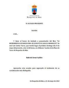Invitacion Roquetas