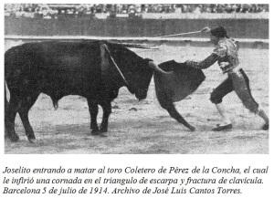 Joselito y Coletero