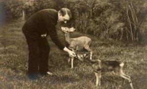 Adolf Hitler, el amante de los animales.