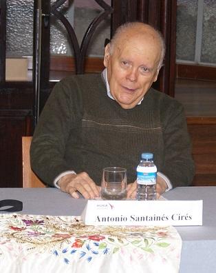 Antonio Santainés Cirés