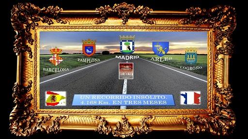 BARCELONA, PAMPLONA, MADRID, ARLES y LOGROÑO.