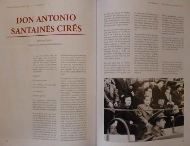 Revista 2014 del Club Taurino de Pamplona.