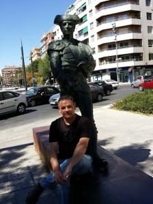 Con la extraordinaria figura del Poderoso Salvador Sánchez  Frascuelo
