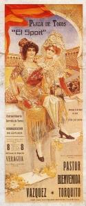 Cartel inagural de El Sport, 12-4-1914