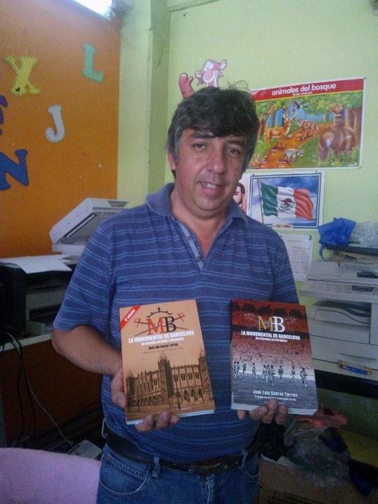 Luis González desde Guadalajara, Jalisco, México.