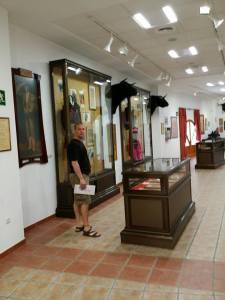 Extraordinario Museo.
