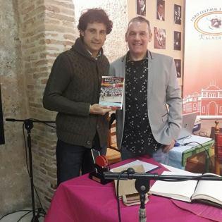 Con el maestro Ruiz Manuel.