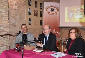 Con Juan Aguilera y Manoli Martínez