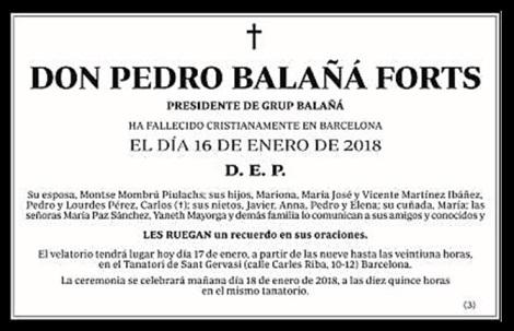 Balañá Forts